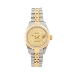 Rolex Datejust 26 26mm Stainless Steel & 18K Yellow Gold - 69173