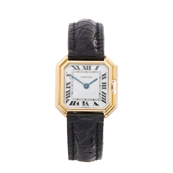 Cartier Ceinture 18K Yellow Gold
