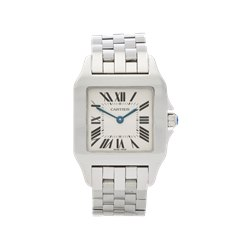 Cartier Santos Demoiselle 26mm Stainless Steel - W25065Z5 or 2701