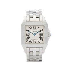 Cartier Santos Demoiselle Stainless Steel - W25065Z5 or 2701