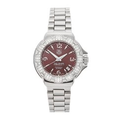 Tag Heuer Formula 1 Diamond Stainless Steel - WAC1219-0