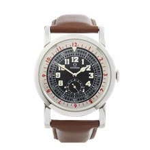 Omega Museum 1938 Pilots 40mm Stainless Steel - 5700.50.07