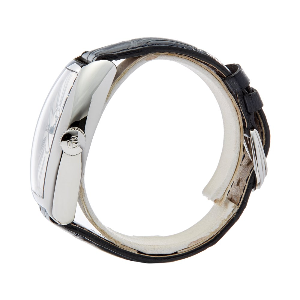 Franck Muller Cintree Curvex Stainless Steel 5850SCR
