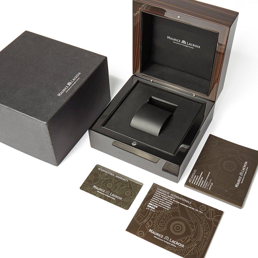 Maurice Lacroix Les Classiques 18K Rose Gold LC6007-PG101-310-1