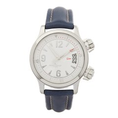Jaeger-LeCoultre Master Compressor 37mm Stainless Steel - 148.8.60