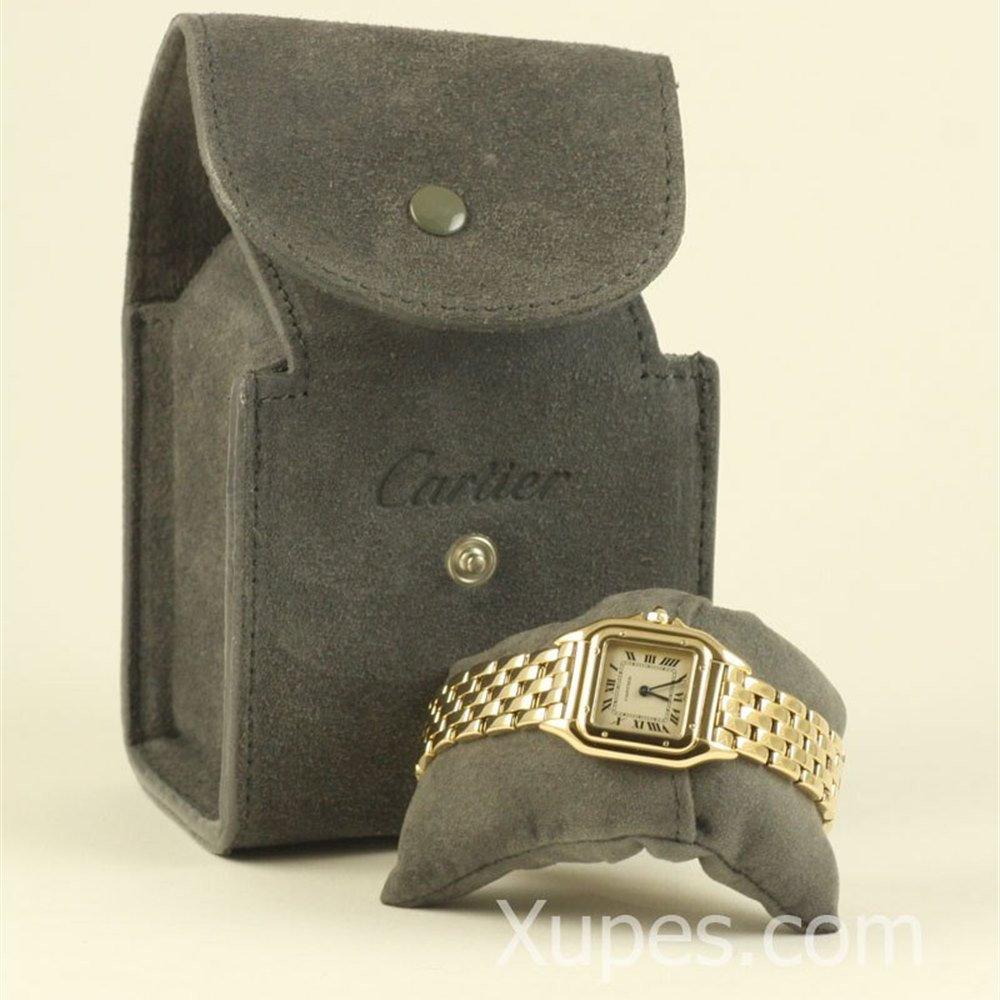 Cartier Panthère 18K Yellow Gold
