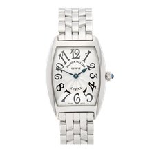 Franck Muller Cintree Curvex Stainless Steel - A52QZ