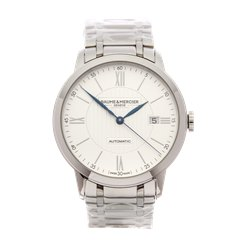 Baume & Mercier Classima 40mm Stainless Steel - M0A10215