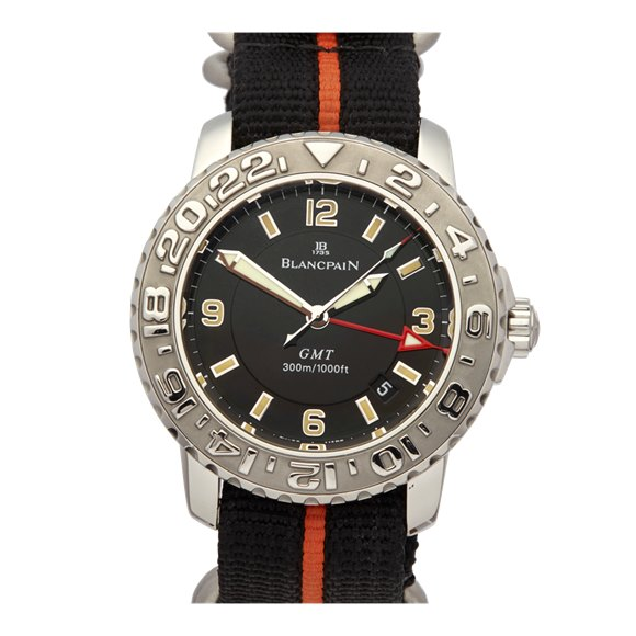 Fifty Fathoms GMT