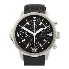 IWC Aquatimer 44mm Stainless Steel - IW376803
