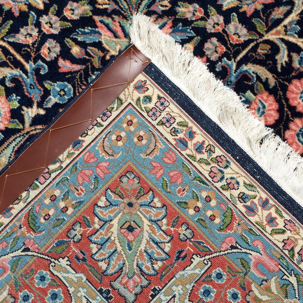 VINTAGE SHERKAT LAVER PERSIAN RUG Unknown