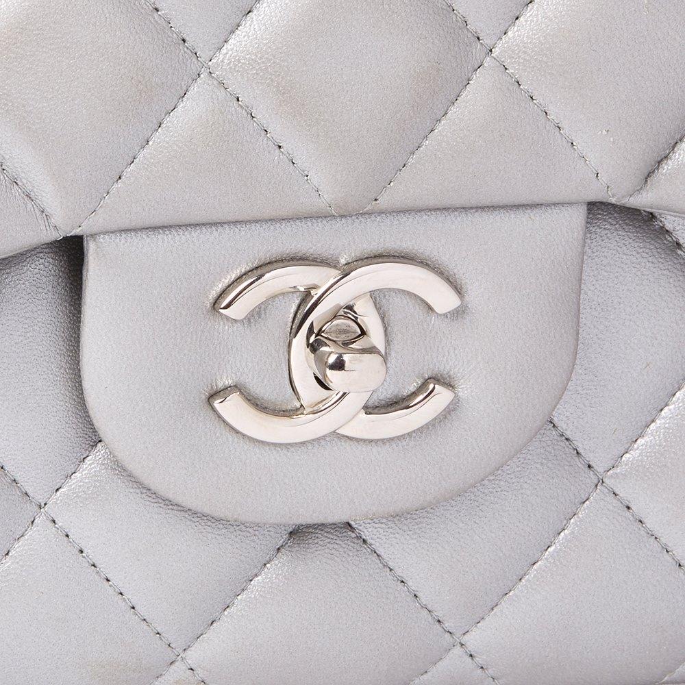 ad130ba17dbb Chanel Jumbo Classic Double Flap Bag 2013 HB1568   Second Hand Handbags