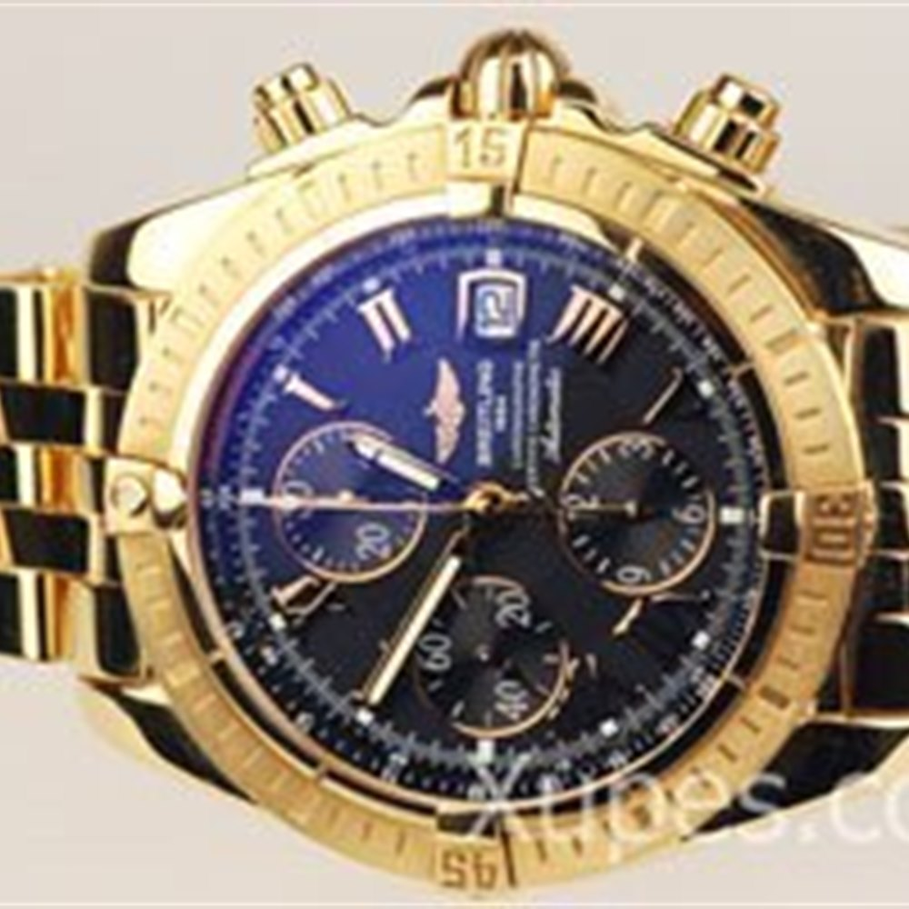 Breitling Chronomat 18K Rose Gold C1335653
