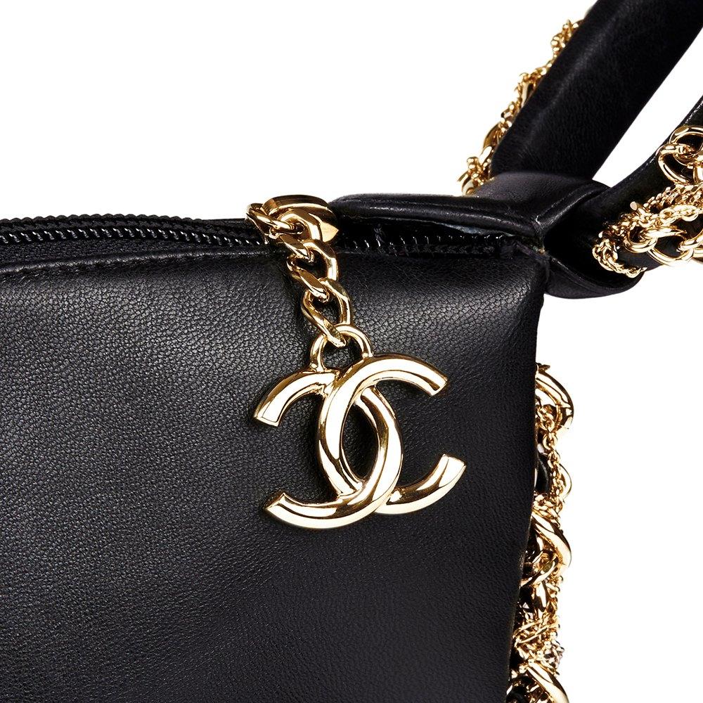 267bb9461d62 Chanel Timeless Wristlet 2013 HB1577 | Second Hand Handbags | Xupes