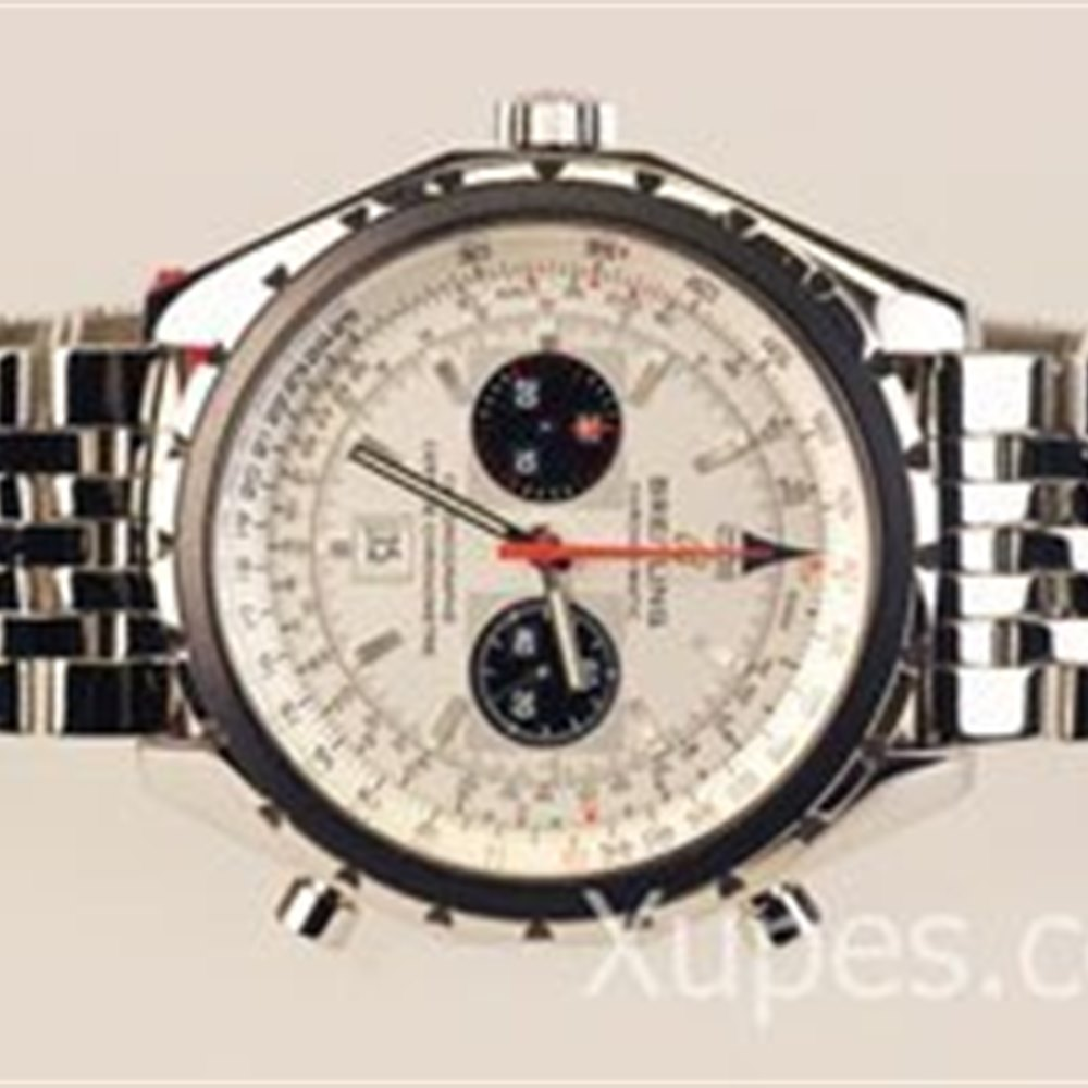 Breitling Navitimer Chronomatic Stainless Steel ************