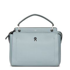 Fendi Sky Blue Calfskin Leather Dot Com