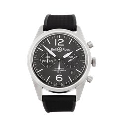 Bell & Ross BR126 Stainless Steel - BR126