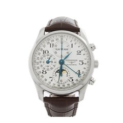 Longines Master Collection MoonPhase Stainless Steel - 26734783