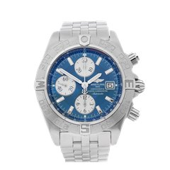 Breitling Galactic II Chronograph Stainless Steel - A1336410