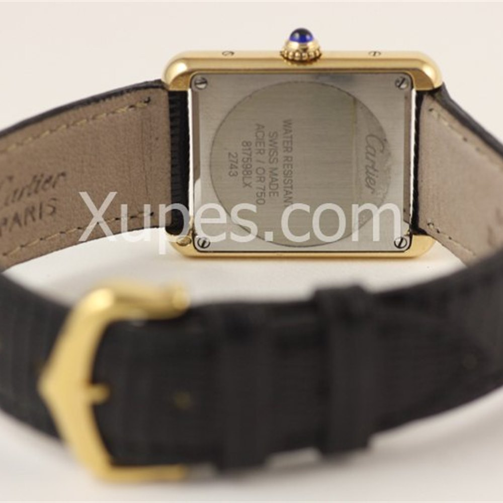 Cartier Tank Solo 18k Yellow Gold ************
