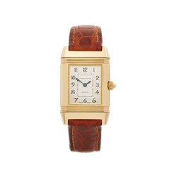 Jaeger-LeCoultre Reverso 18K Yellow Gold - 266.1.44