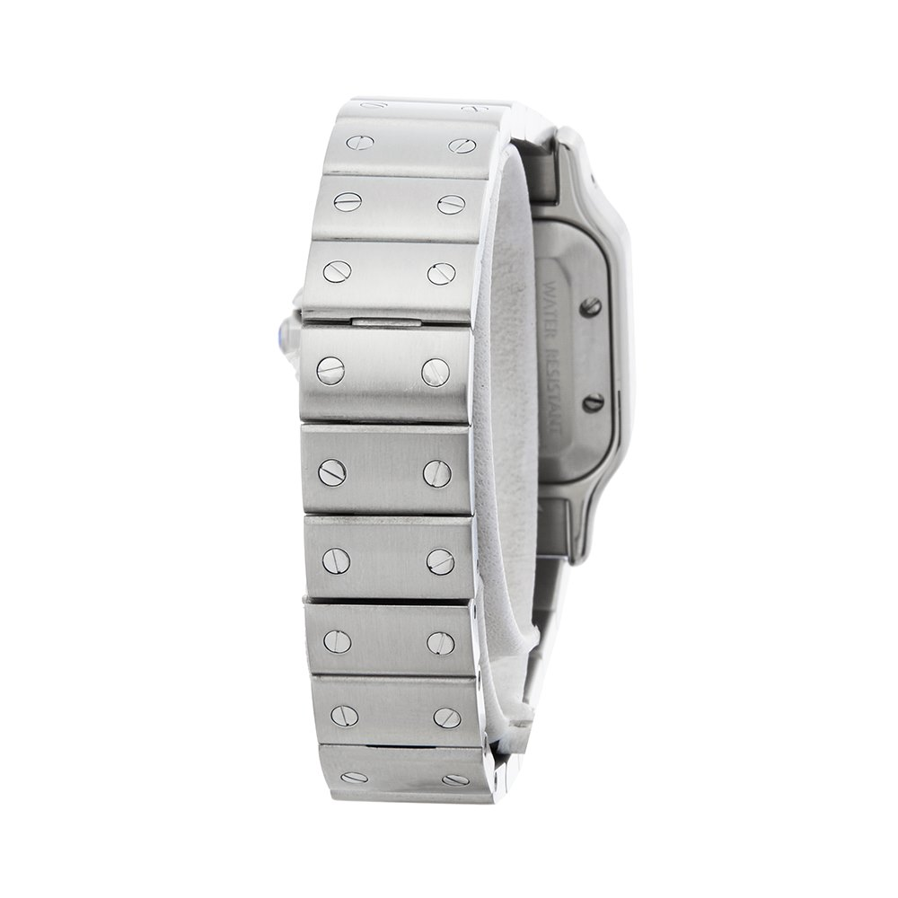Cartier Santos Galbee Stainless Steel W20055D6 or 2423