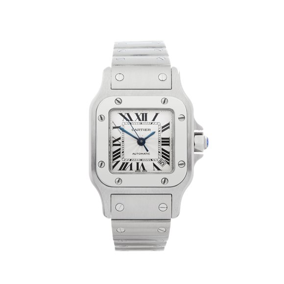 Cartier Santos Galbee Stainless Steel - 2423 or W20055D6