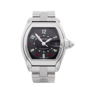 Cartier Roadster Stainless Steel - W62002V3 or 2510