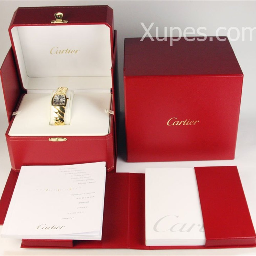 Cartier La Dona 18k Yellow Gold W640010H