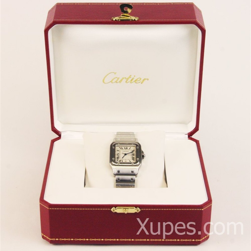 Cartier Santos Stainless Steel ************