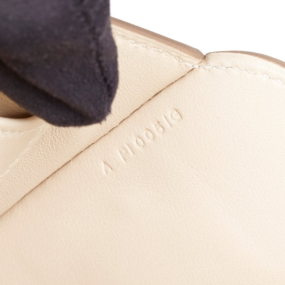 Craie Epsom Leather Cherche-Midi 25cm