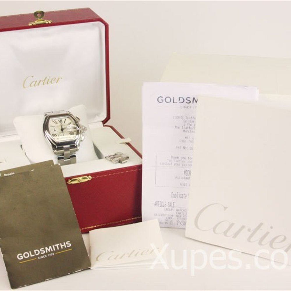 Cartier Roadster Stainless Steel ************