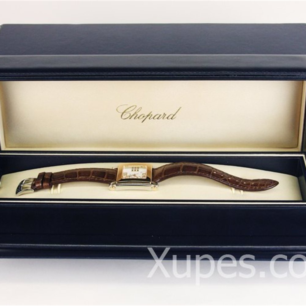 Chopard Happy Sport Stainless Steel/18k Rose Gold ************