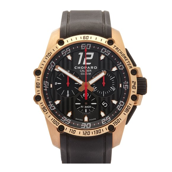 Chopard Classic Racing Superfast Chrono 2013 18k Rose Gold - 161284-5001
