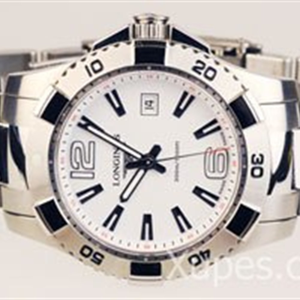 Longines HydroConquest Stainless Steel L36474166
