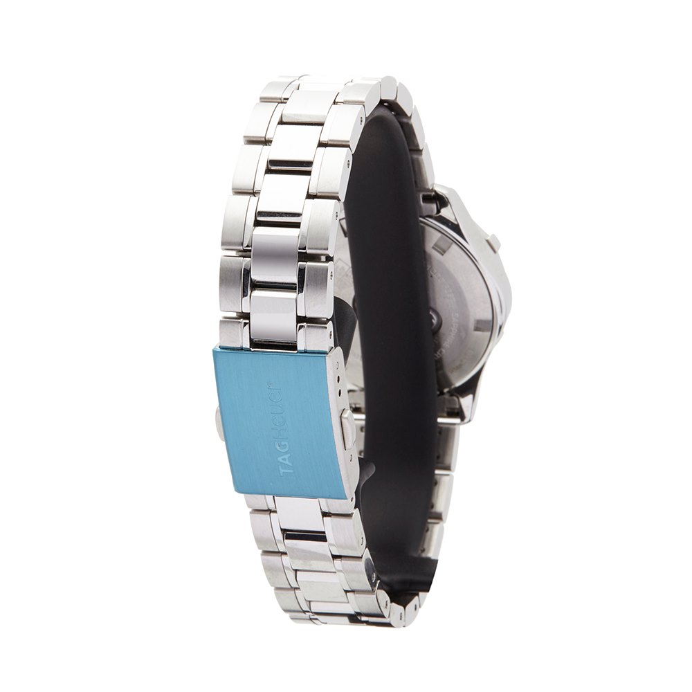 Tag Heuer Aquaracer Diamond Stainless Steel WAF1313.BA0819