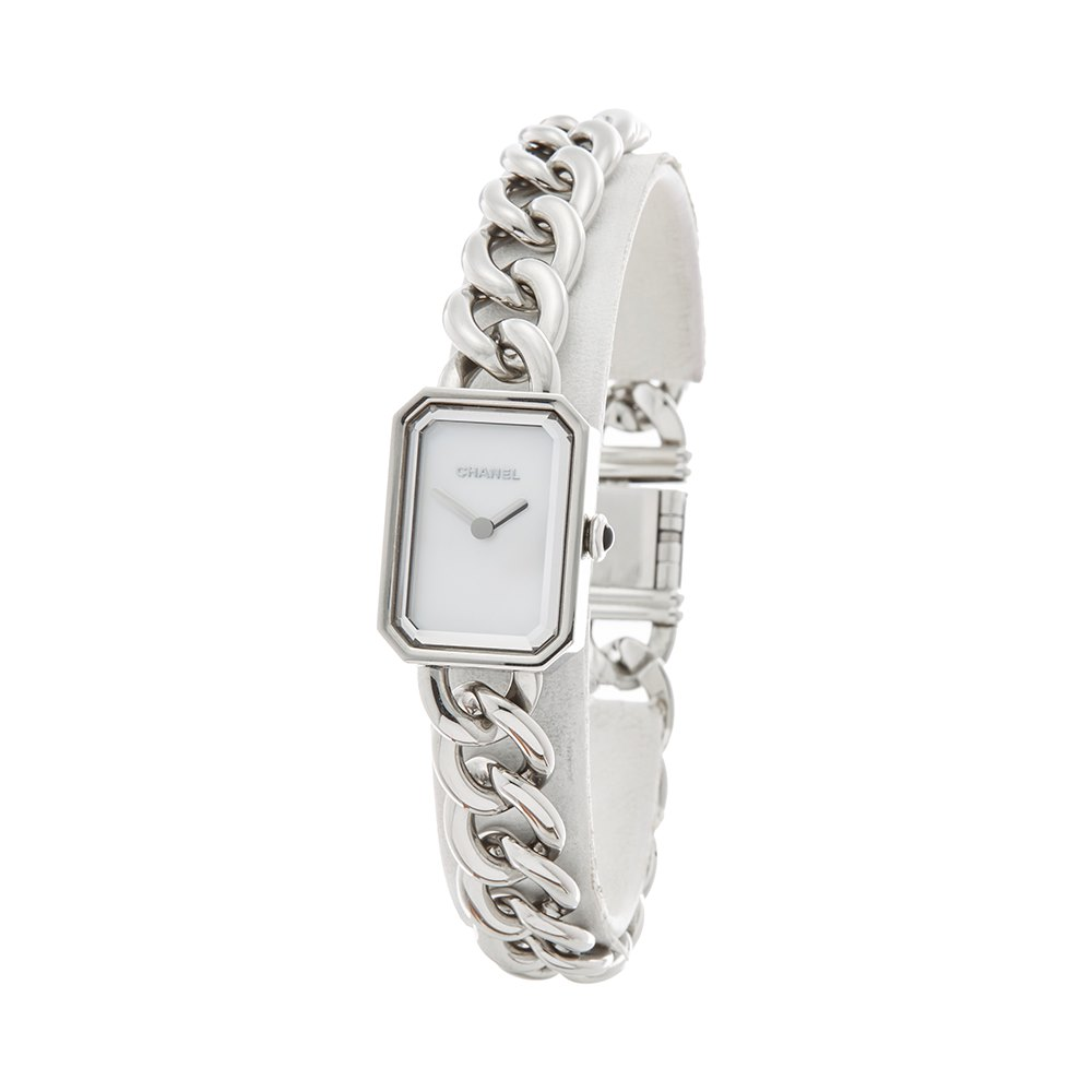 Chanel Premiere Stainless Steel H3249