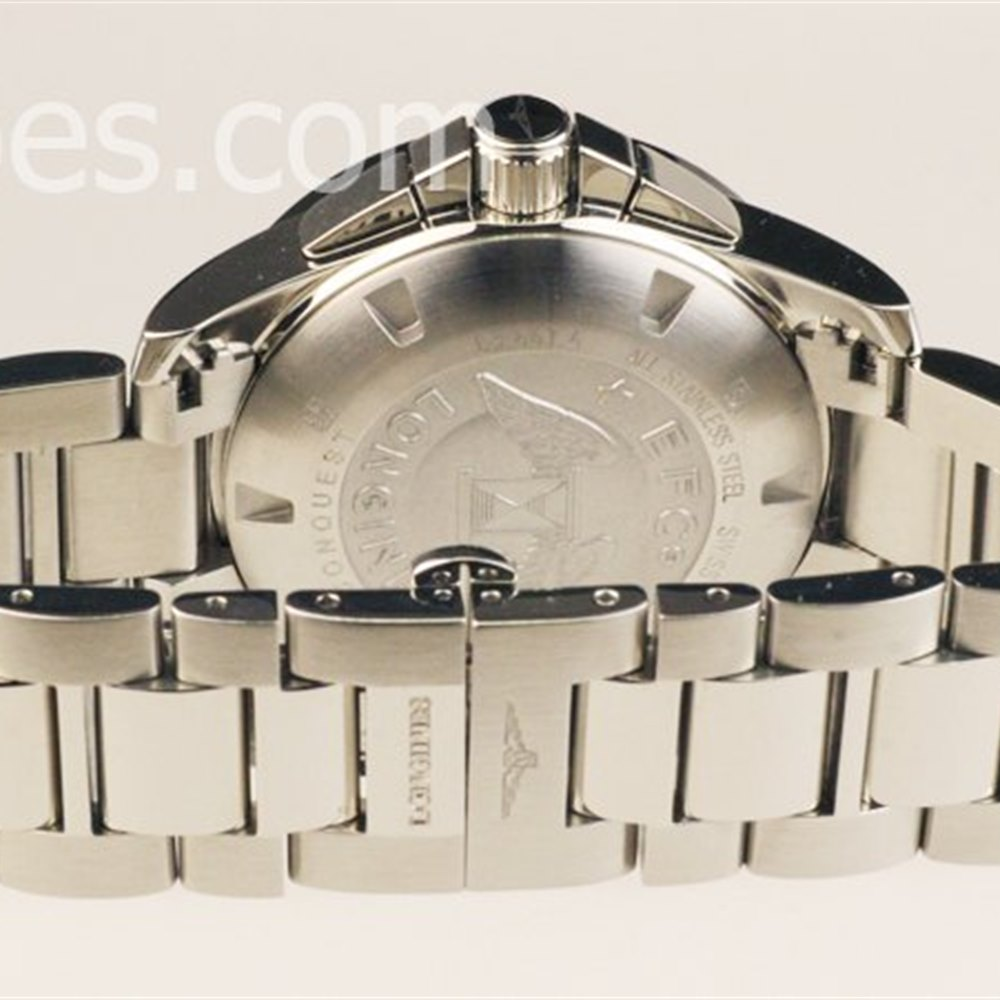 Longines Sports Conquest Stainless Steel L36614566.