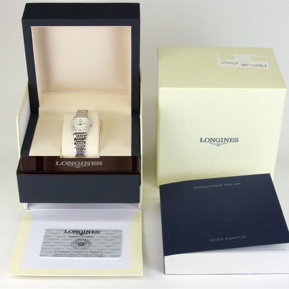 Longines La Grande Classique Stainless Steel L42880096