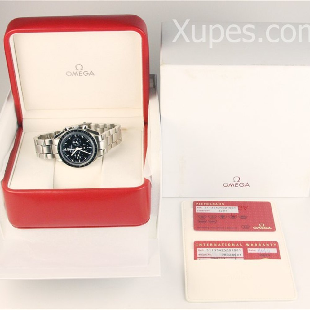 Omega Speedmaster Stainless Steel 311.33.42.50.01.001.