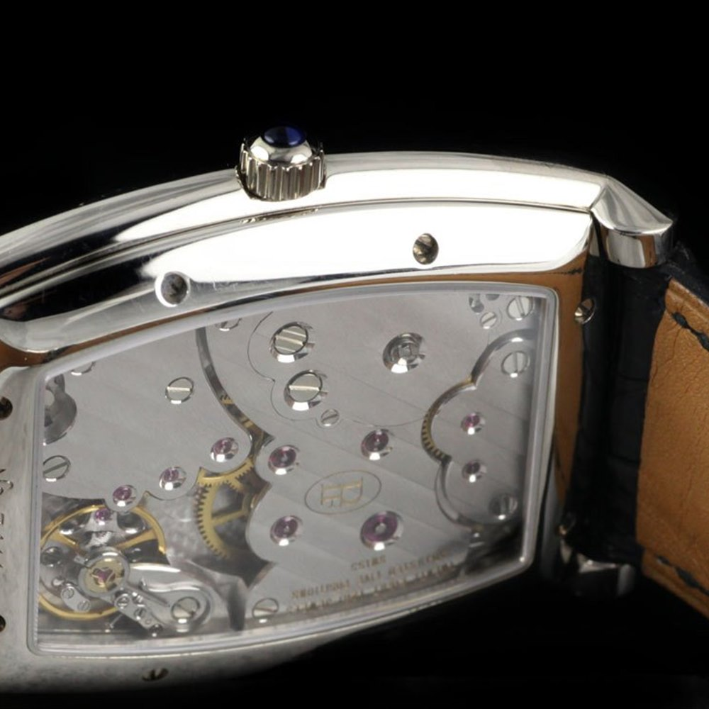 Parmigiani Ionica 18K White Gold ************