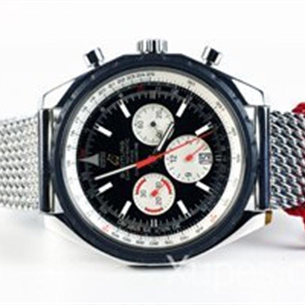 Breitling Navitimer Chronomatic 49 Stainless Steel A14360