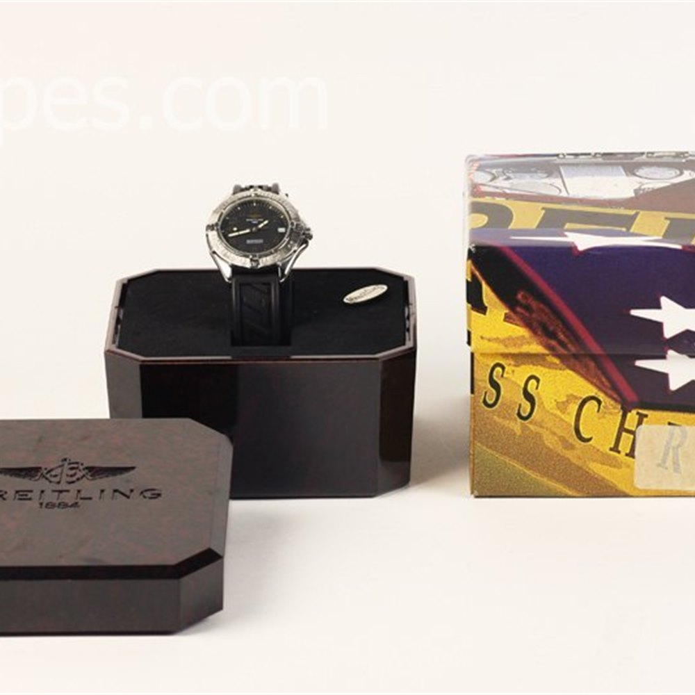 Breitling Colt Stainless Steel A74380