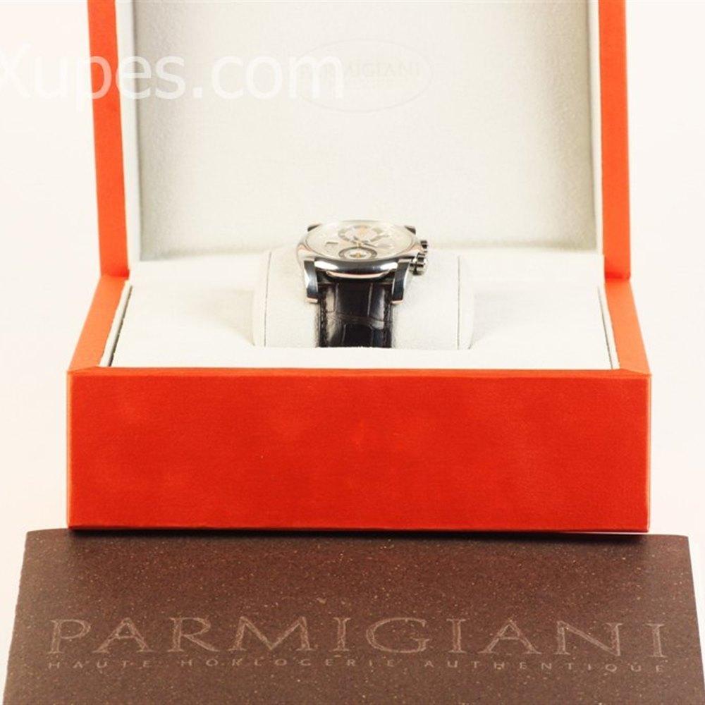 Parmigiani Kalpa Tonda Stainless Steel PF600214