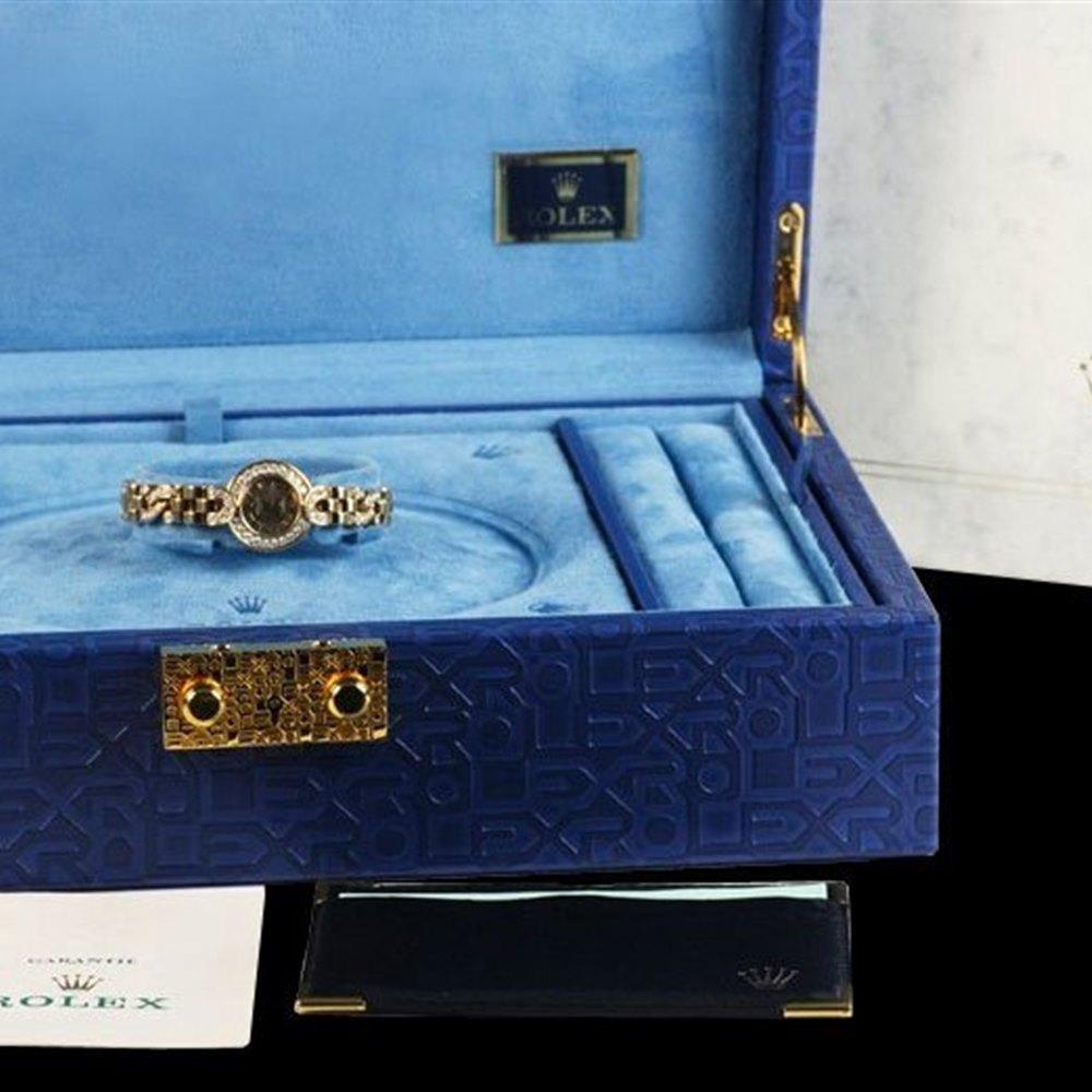 Rolex Cellini 18k Yellow Gold