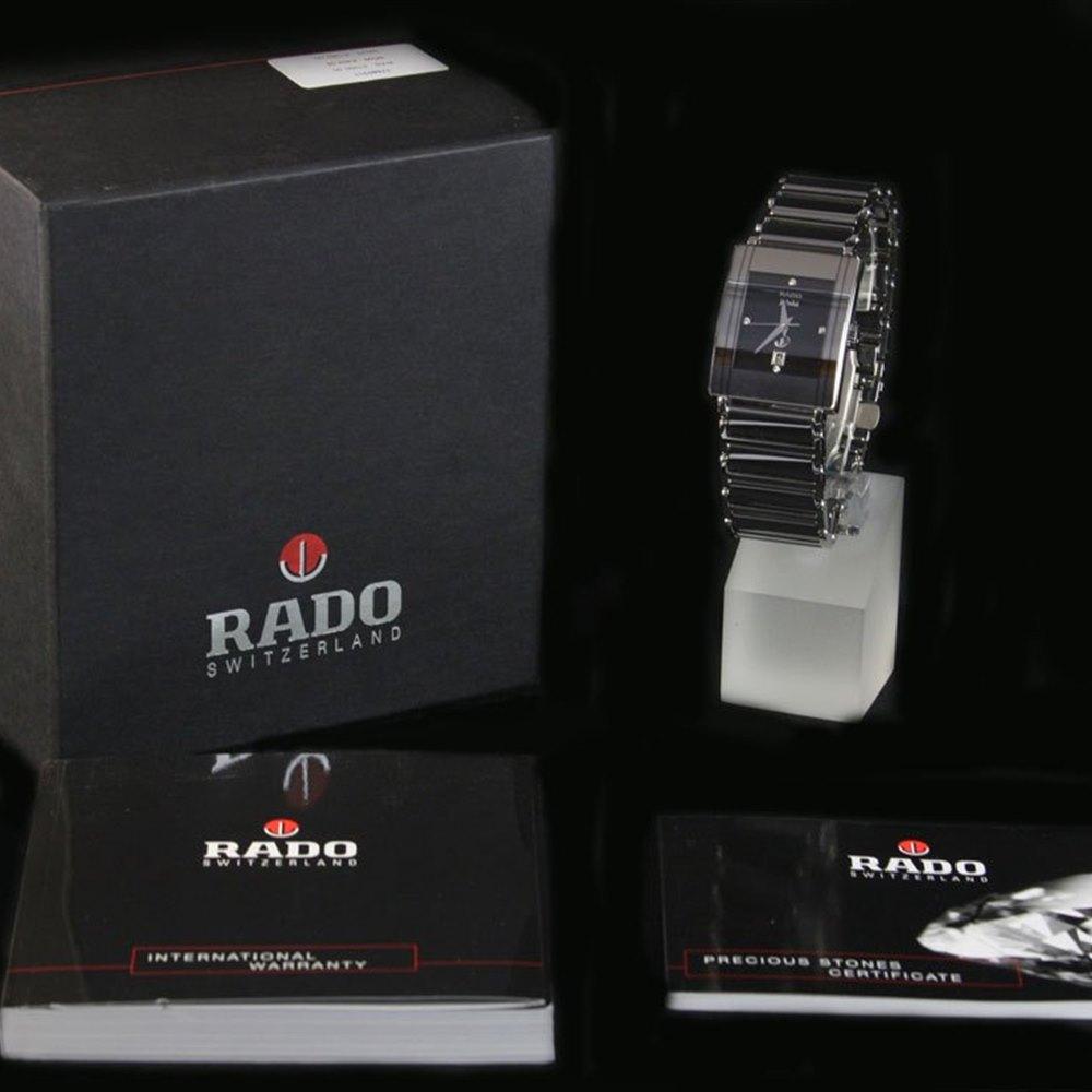 Rado Integral Jubilé Ceramic - Platinum Plated R20692722