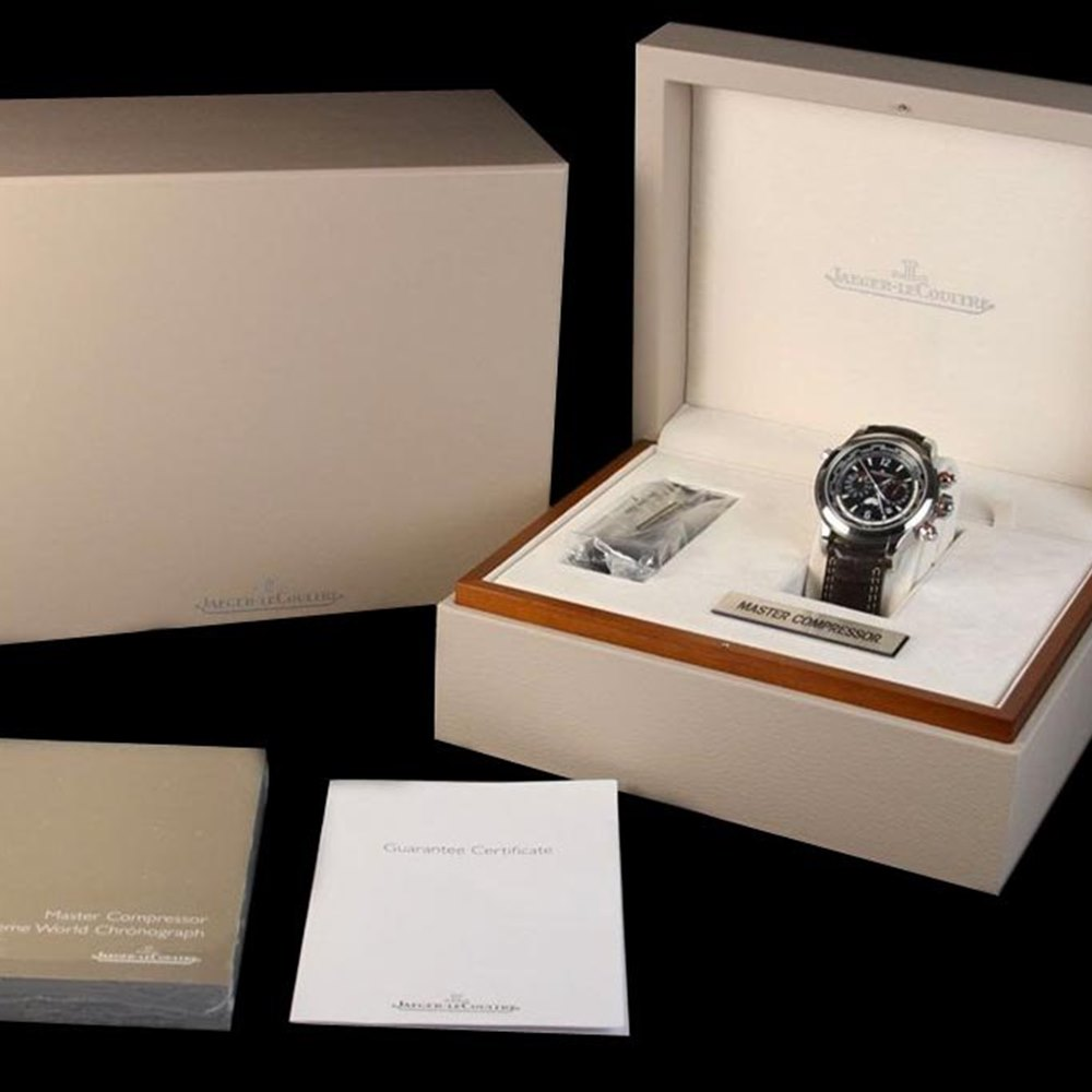 Jaeger-LeCoultre Master Compressor Stainless Steel