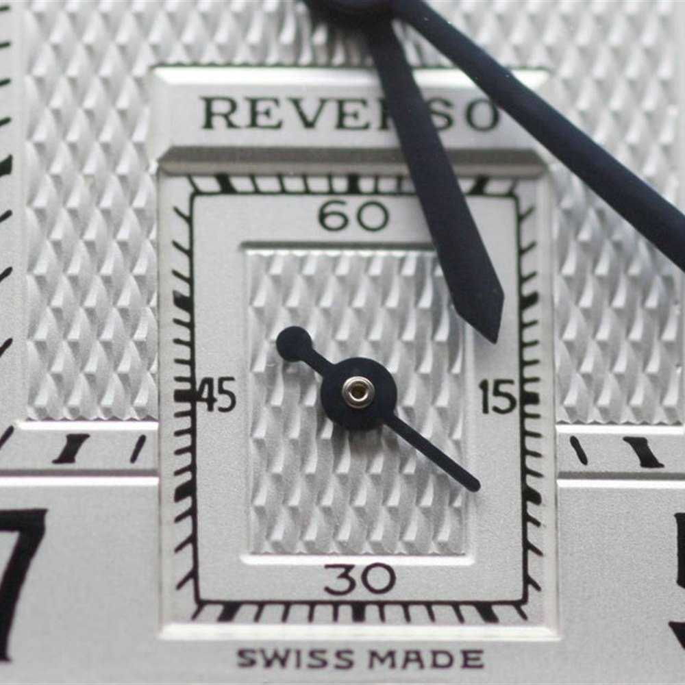 Jaeger-LeCoultre Reverso Night & Day Stainless Steel 270.8.54