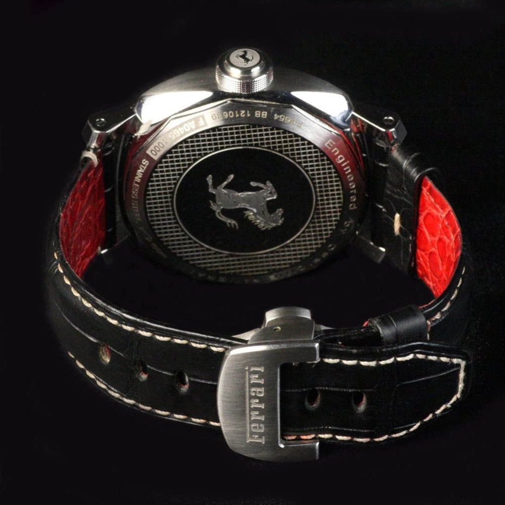 Panerai Ferrari Stainless Steel FER00001