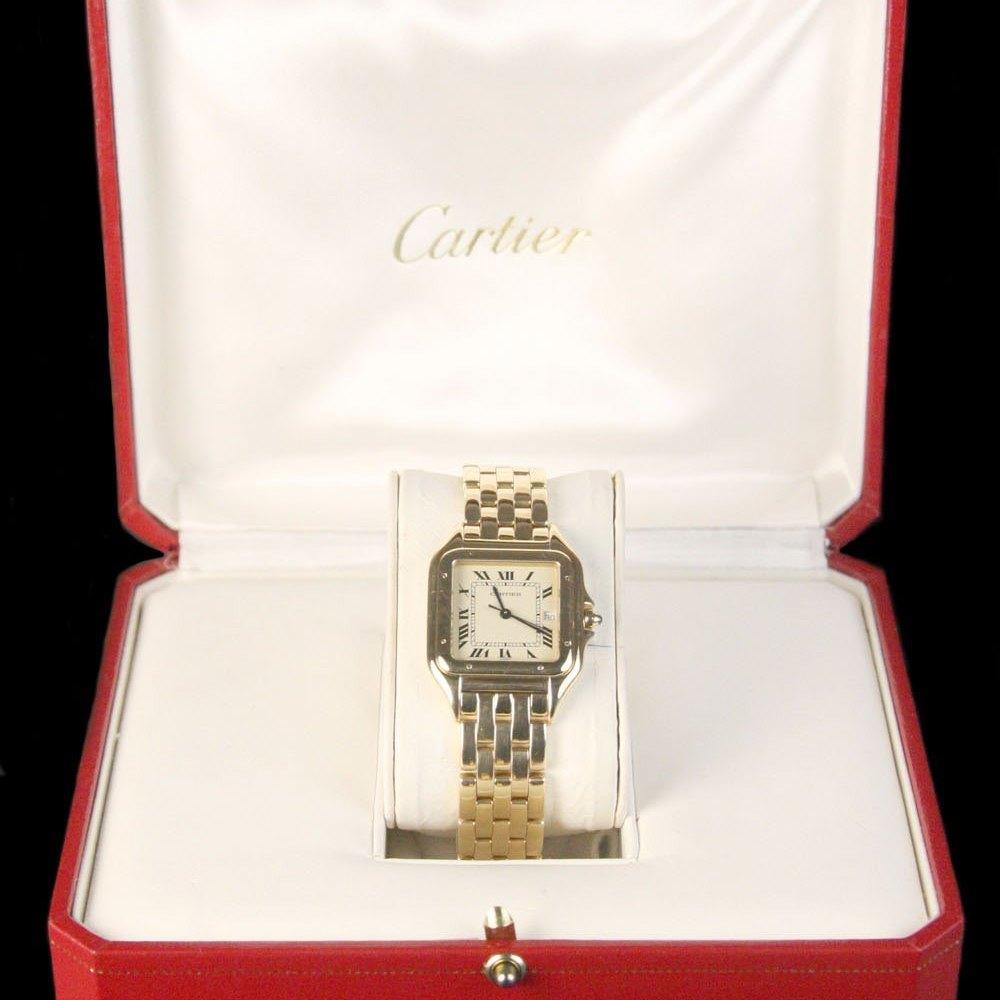 Cartier Panthère 18k Yellow Gold W25014B9
